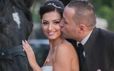 Monika & Calin 31 august 2013 // O nunta de poveste!