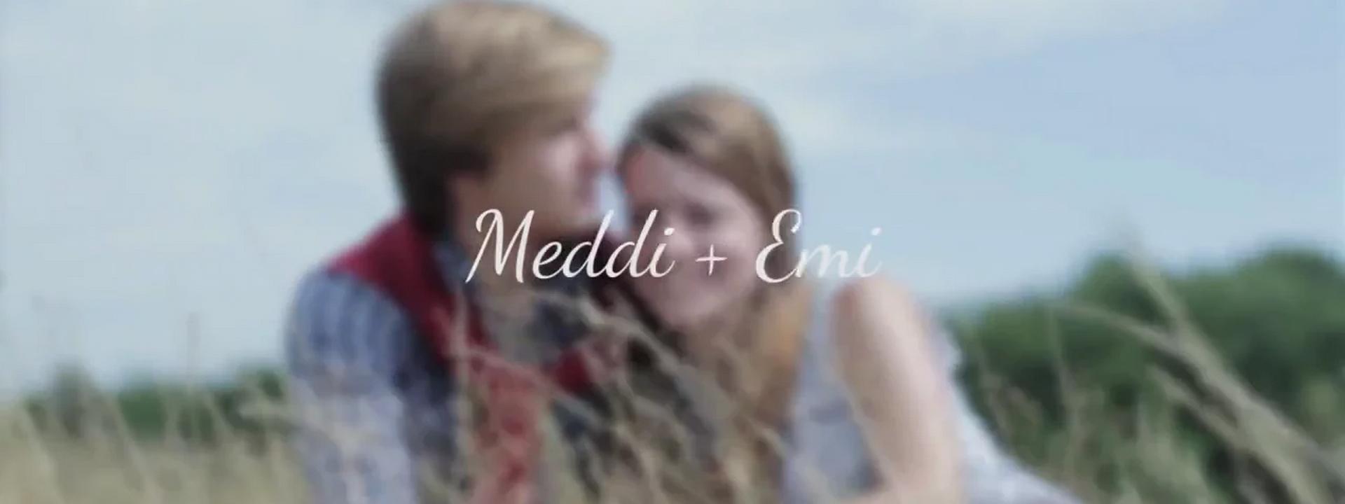 Meddi & Emi // Love Story