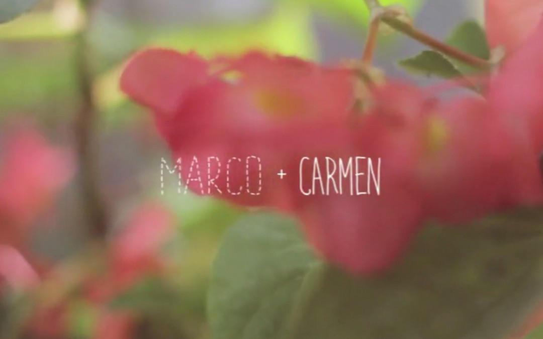 Marco & Carmen 7 septembrie 2014 // The Way I Love You