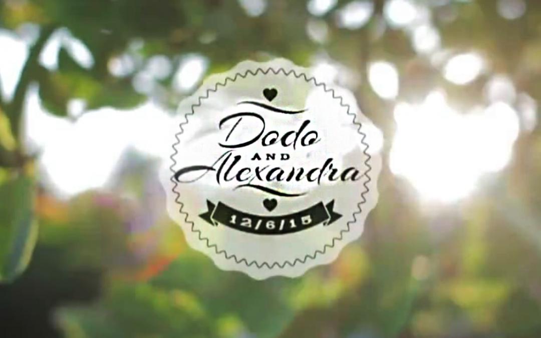 Alexandra & Dodo 12 iunie 2015 // Love Like Ours