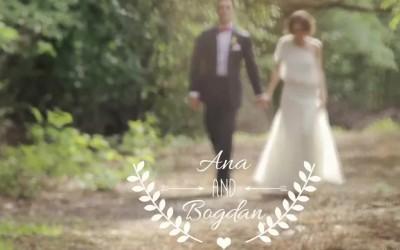 Ana & Bogdan 31 august 2014 // Fairy Tale